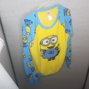 Despicable Me Long Sleeve Top